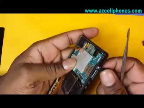 Sony Xperia Z1s Repair - Motherboard, Charging Port, Headphone Jack, Camera Removal