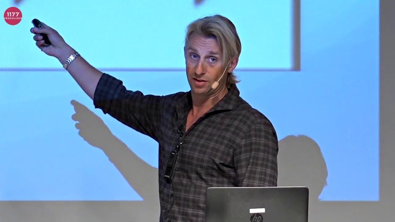 Träna för din hjärna - en föreläsning med Anders Hansen