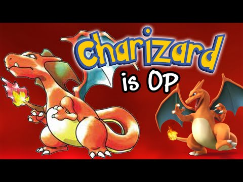 Charizard is OP - Smash Bros. Wii U Montage