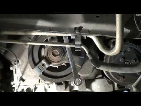 2002 Pontiac Grand Am Serpentine Belt & Tensioner Replacement