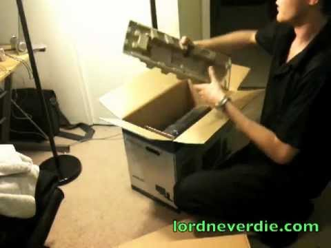 Unboxing & Review - eMachines EL1321