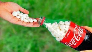 10 CRAZY COCA COLA EXPERIMENTS