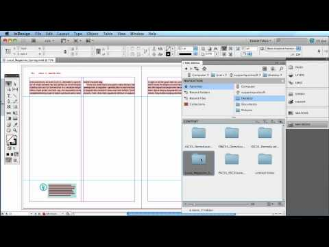 Indesign Document Installed Fonts