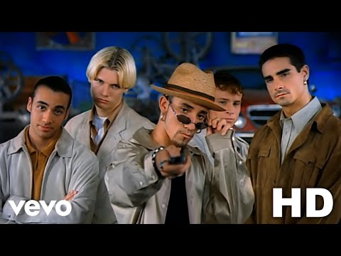 Backstreet Boys - As Long As You Love Me ((Clive's Cut))