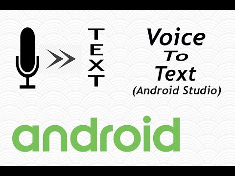 Voice To Text Convert in Android Studio Tutorials
