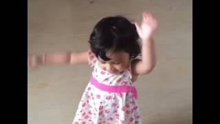 Ziva Dhoni Video November 16, 2016