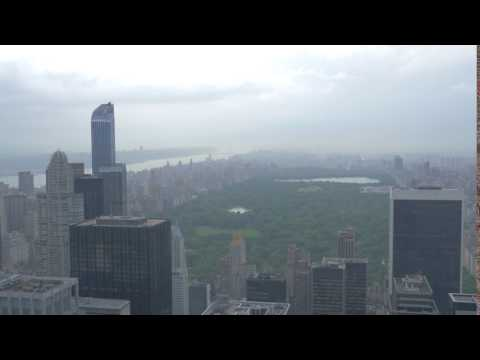 Sky Central Park New York