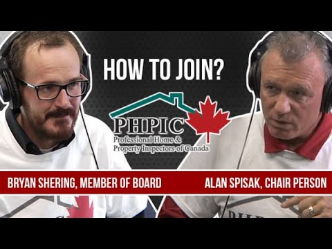 How To Join The Professional Home & Property Inspectors Of Canada