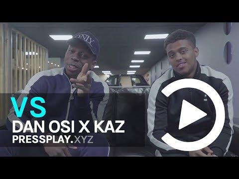 Dan Osi x Kaz - Table Tennis + Guess The Tune