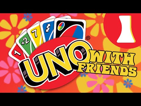 UNO (With Friends) || Funny Moments Compilation #1