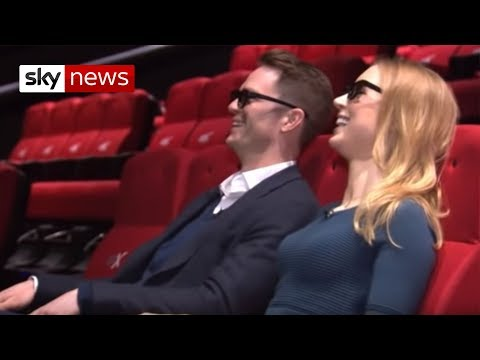 Smelly Screens & Moving Seats At The UK's First 4DX Cinema | Swipe