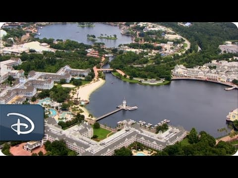 10 Things You May Not Know | Disney's Yacht & Beach Club Resorts