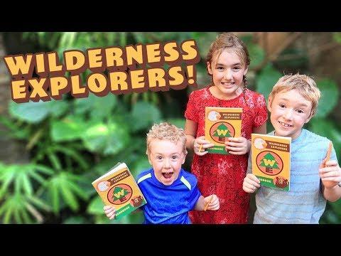 Wilderness Explorers at Disney World's Animal Kingdom!