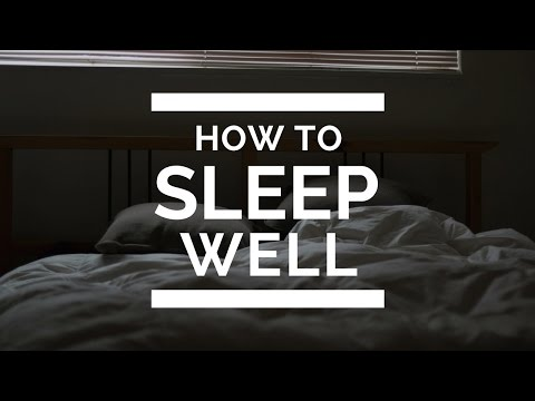 HOW TO SLEEP BETTER   With ONLY ONE Natural Supplement