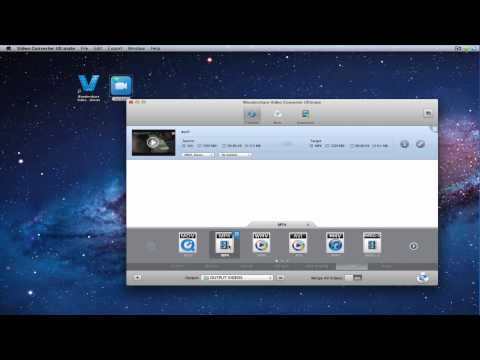 iDVD AVI   How to Convert AVI to iDVD or DVD in Mac