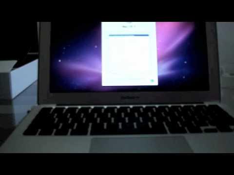 Novo Macbook Air 11.6