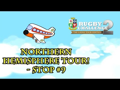 Rugby Challenge 2 - Northern Hemisphere Tour 2014 - Stop 9 - France vs Australia