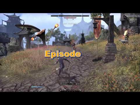 The Elder Scrolls Online Gameplay Episode 46 (Dueling) - 4K Resolution