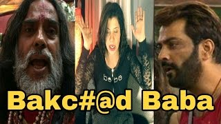 BIG BOSS 10 | 2nd & 3rd JAN 2017 Ep | SS speaks Live | Bakc#@d Baba