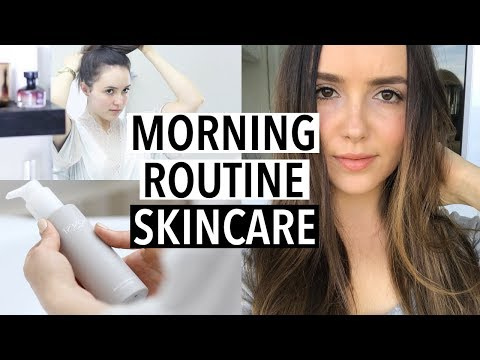 My Morning Skincare Routine + Tips For Glowy Clear Skin!