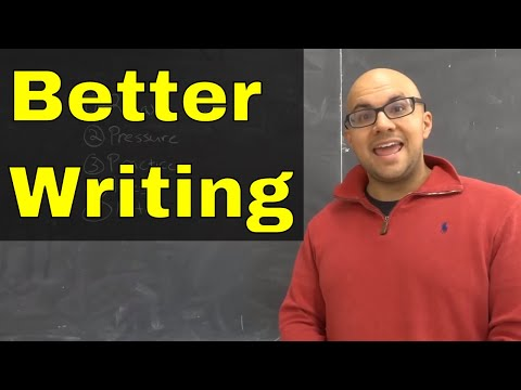 How To Have Better Handwriting-Improve Your Writing
