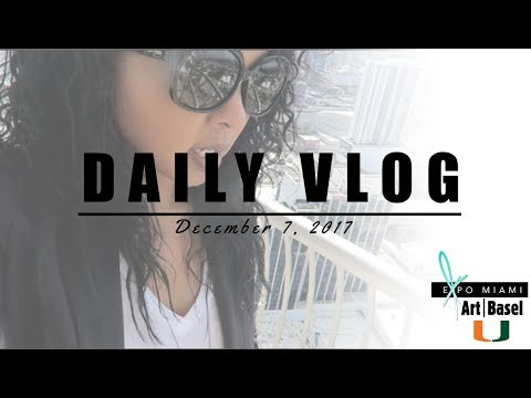 Daily Life of an Entrepreneur Ep 1: Gio Proposes, Mercury in Retrograde and Art Basel  Madness!
