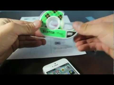 How To Cut Micro Sim & Make Nano Sim for iPhone 5 Free & Easy!
