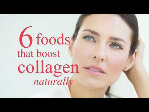 6 foods that boost collagen naturally