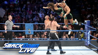 American Alpha vs. The Ascension: SmackDown LIVE, Feb. 14, 2017