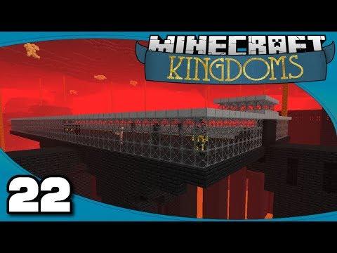 Kingdoms II - Ep. 22: Wither Skeleton Farm
