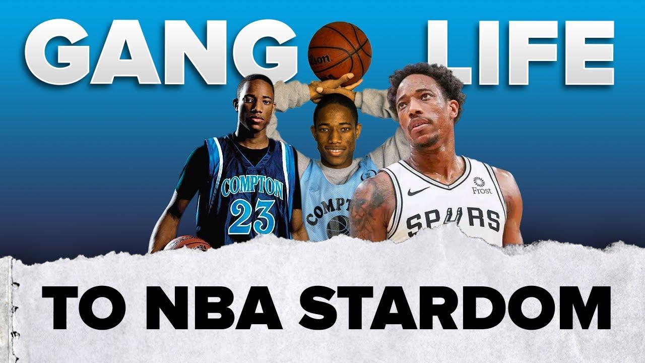 Gang Life to NBA All-Star | #shorts