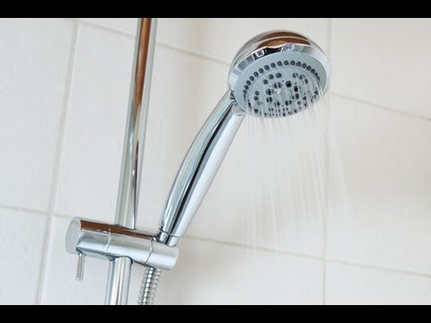How to Unblock your Shower head