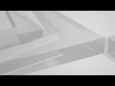 Frosted Glass Material (3D) | Photoshop CC / CS6 Extended Tutorial