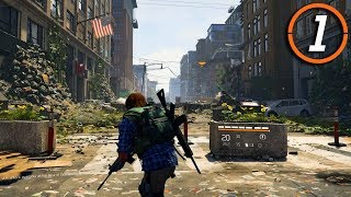 The Division 2 - Part 1 - The Beginning (Full Game)
