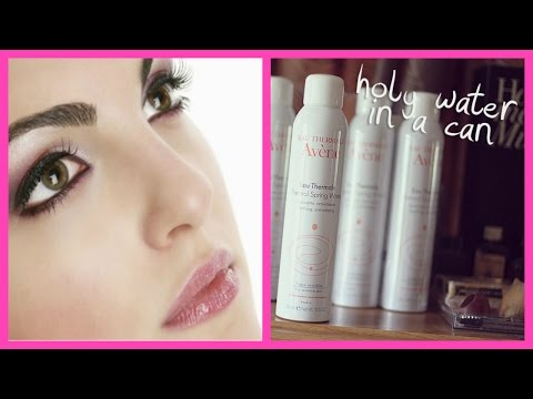 BEST TONER TO GET CLEAR SKIN - AVENE THERMAL SPRING WATER REVIEW & MULTIPLE WAYS TO USE IT