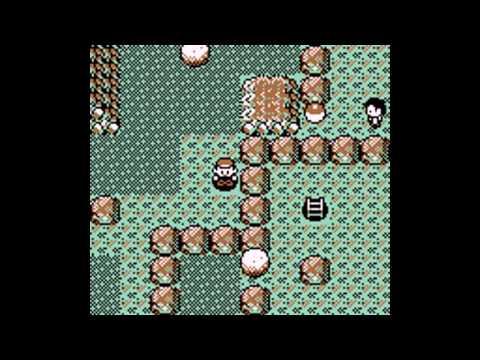 Pokemon Blue Walkthrough - 51 - Victory Road Pt. 1