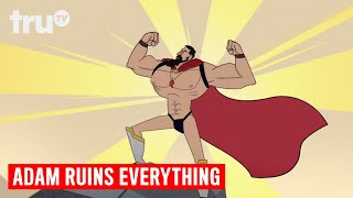 Adam Ruins Everything - The 300 Spartans (and Their 6,700 Friends)   truTV