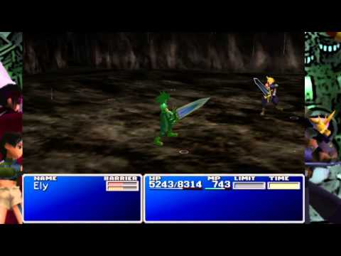 Final Fantasy VII: New Threat Mod- Zack Boss Fight (Cloud's Sidequest)