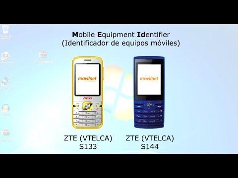 Repara fácil el MEID del VTELCA Vergatario 3 y 4  Reparate easy MEID ZTE S133 y S144