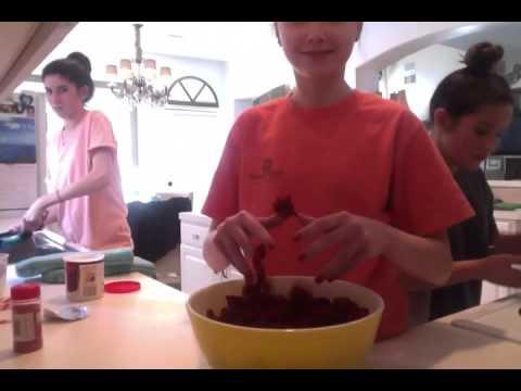 How to make cake pops in Spanish