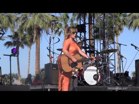 Angus and Julia Stone-Coachella 2015-Weekend 2