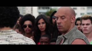 FAST AND FURIOUS 8   Official TRAILER The Fate of the Furious  2017