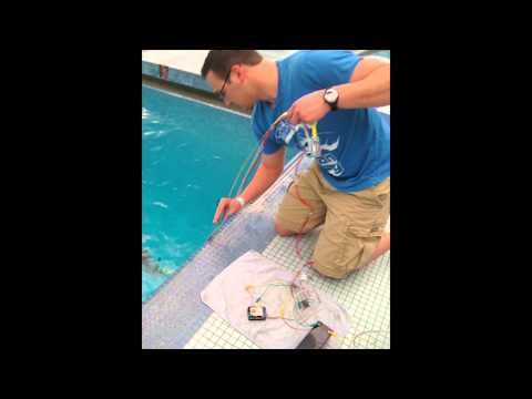 Depth Locator for a SeaPerch Underwater Remote Operated Vehicle -- Zach Romney