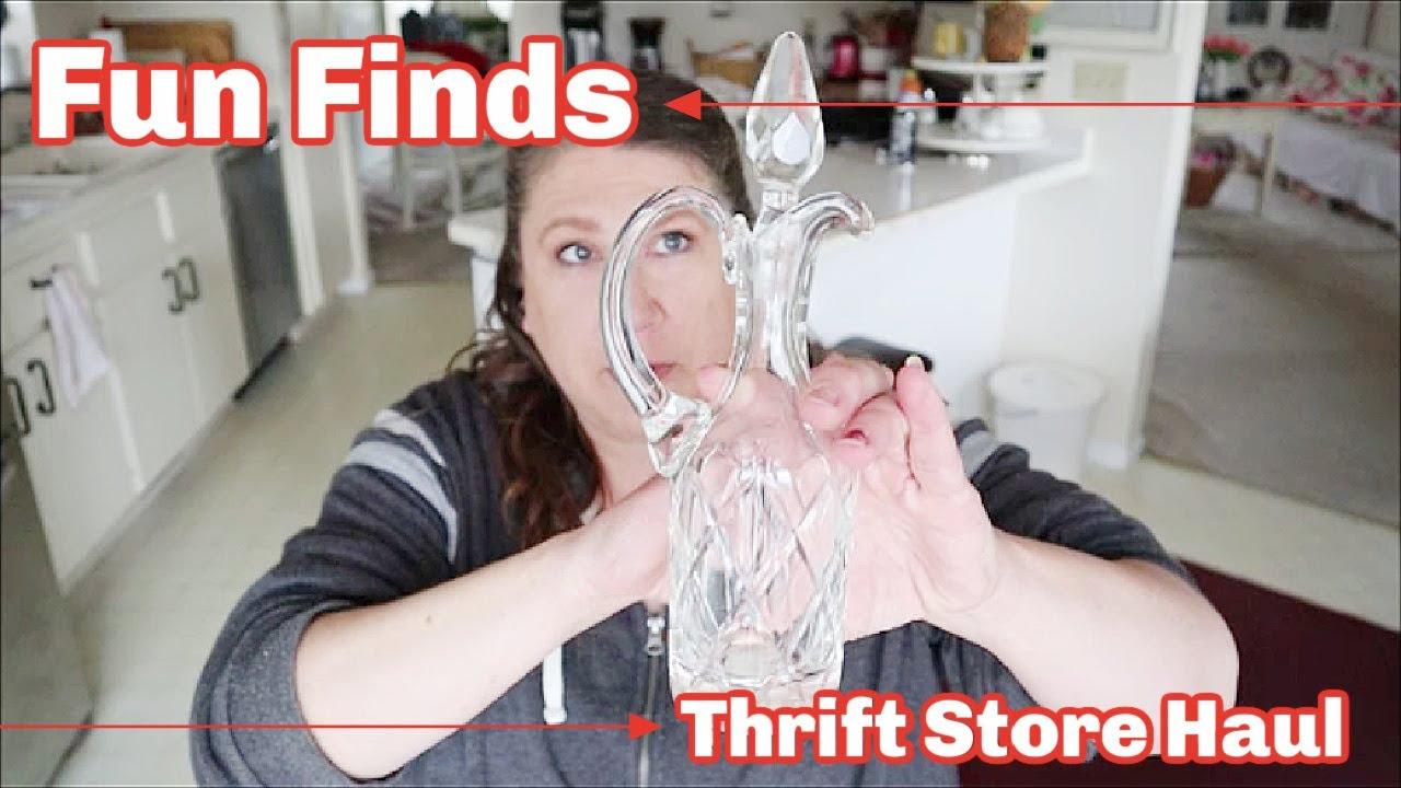 Fun Finds | Thrift Store Haul  | Thrift Store Thursday #143