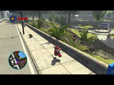 LEGO MARVEL Super Heroes Monkey Rescue