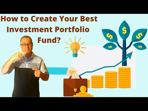 How to Make Your Own Investment Portfolio Fund?