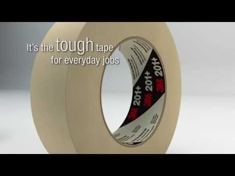 3M General Use Masking Tape 201