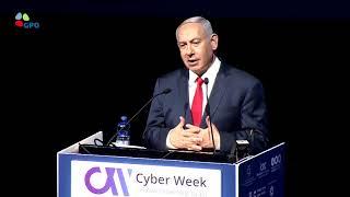 PM Netanyahu Addresses CyberWeek 2018 Cybersecurity Conference