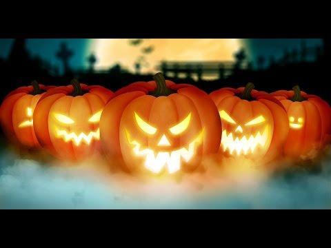Halloween Pumpkin Face Mock-Up - Tutorial
