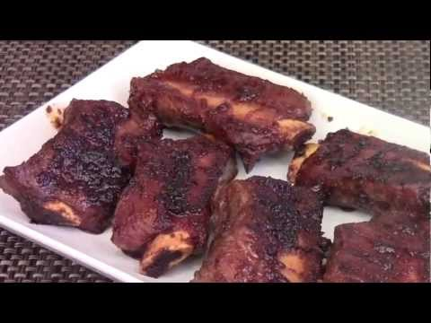 How to make Korean kalbi beef short ribs